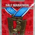 Disneyland runDisney Pixar Half Marathon Weekend 2017 10K Ribbon Medal Pin