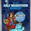 Disneyland runDisney Pixar Half Marathon Weekend 2017 Double Dare Pin