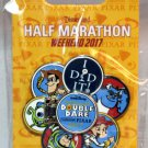 Disneyland runDisney Pixar Half Marathon Weekend 2017 Double Dare Spinner Pin