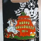 Disney Happy Halloween 2014 Chip and Dale PIn Limited Edition 3000