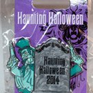 Disney Haunting Halloween 2014 The Duelists Pin Limited Edition 3000