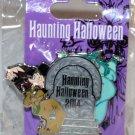 Disney Haunting Halloween 2014 Gravedigger and Opera Singer Pin Limited Edition 3000