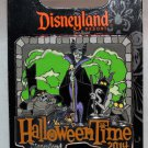 Disneyland Halloween Time 2014 Pin Maleficent and Goons Limited Edition 3000