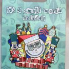 Disneyland It's A Small World Holiday 2015 Pin Mickey and Goofy Limited Edition 2000