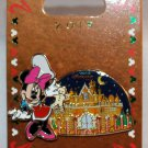 Disneyland Hotel Gingerbread House Collection 2015 Pin Limited Edition 1500 Minnie Mouse