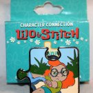 Disney Character Connection Lilo and Stitch Puzzle Piece Mystery Pin Mertle Edmonds Ltd Ed 900