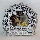 D23 Expo 2015 Disney Dream Store Music of Frozen Pin Reindeers Are Better Limited Edition 500