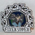 D23 Expo 2015 Disney Dream Store Music of Frozen Pin Fixer Upper Limited Edition 500