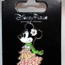 Disney Parks Minnie Mouse in BoHo Dress Pin