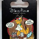 Disney Parks Pluto Food Critic Pin