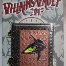 Disneyland Villains Vault 2017 Scar Story Book PIn Limited Edition 1000