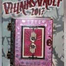 Disneyland Villains Vault 2017 Dr. Facilier Story Book PIn Limited Edition 1000