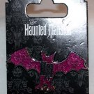 Disney Parks Haunted Mansion Creepy Wallpaper Bat PIn
