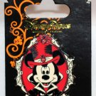 Disney Parks Happy Halloween Mickey Mouse Cameo Pin