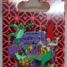 Walt Disney World Under the Sea Journey of The Little Mermaid Pin Ariel