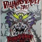 Disneyland Villains Vault 2017 Logo Slider PIn Limited Edition 1000 Maleficent