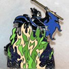 Disneyland Villains Vault 2017 Transformation PIn Maleficent to Dragon Limited Edition 200