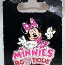 Disney Parks Minnie's Bowtique Pin
