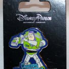 Disney Parks Buzz Lightyear Pin Lasers are Set to Awesome