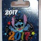 Disney Parks Stitch 2017 Pin