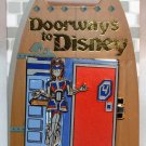 Doorways to Disney Star Tours Pin Limited Edition 4000