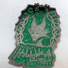 Disneyland Mickey's Halloween Party 2017 Maleficent Villain Giltter Pin Limited Edition 1000