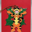 Disney Woodland Winter Mystery Reveal-Conceal Pin-Ornament Tigger Limited Release