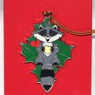 Disney Woodland Winter Mystery Reveal-Conceal Pin-Ornament Meeko Limited Release