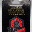 Disney Parks Star Wars The Force Awakens Captain Phasma Pin