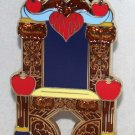 Disney Princess Royal Hall Mystery Set Snow White Throne Pin Limited Release