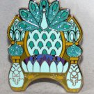 Disney Princess Royal Hall Mystery Set Jasmine Throne Pin Limited Release