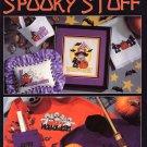 Leisure Arts Pat Olson's Spooky Stuff to Cross Stitch 9 Designs