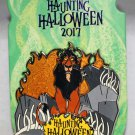 Disney Haunting Halloween 2017 Pin Lion King's Scar Limited Edition 4500