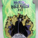 Disney Haunting Halloween 2017 Pin Maleficent Limited Edition 4500