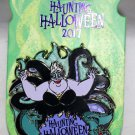 Disney Haunting Halloween 2017 Pin Little Mermaid's Ursula Limited Edition 4500