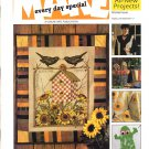 Leisure Arts Make Every Day Special Magazine August 1994 30 Projects Cross Stitch Crochet