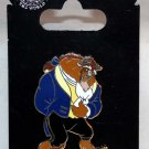 Disney Parks Beast in Formal Suit Pin