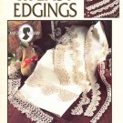 Leisure Arts 111 Easy Edgings to Crochet in Cotton Thread