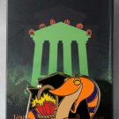 Disneyland Haunted Mansion Holiday 2017 NBX Mystery Collection Pin Giant Snake LImited Release