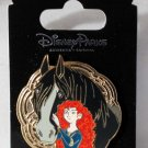 Disney Parks Brave's Merida and Angus Pin