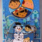 Disneyland Happy Holidays It's A Small World Mystery Pin Collection USA Limited Release