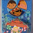 Disneyland Happy Holidays It's A Small World Mystery Pin Collection Dutch Limited Release