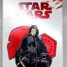 Disney Star Wars The Last Jedi Kylo Ren Pin Limited Edition 5000