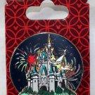 Walt Disney World Tinker Bell at Cinderella's Castle Spinner Pin
