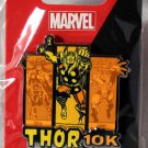 Disneyland runDisney Super Heroes Half Marathon Weekend 2017 Thor 10K Pin Limited Release