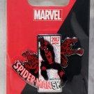 Disneyland runDisney Super Heroes Half Marathon Weekend 2017 Spider-Man 5K Pin Limited Release