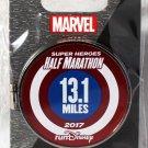 Disneyland runDisney Super Heroes Half Marathon Weekend 2017 13.1 Miles I Did It Pin Limited Release