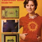 Leisure Arts Embroidery Transfers Volume Two - Over 40 Iron-On Transfers