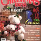 Better Homes and Gardens Christmas Ideas Magazine 1989 - Over 75 Projects