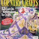 Better Homes and Gardens Country Crafts Magazine 1997 - 32 Projects